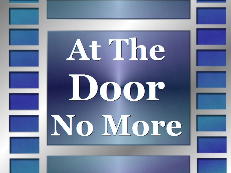 At The Door No More
