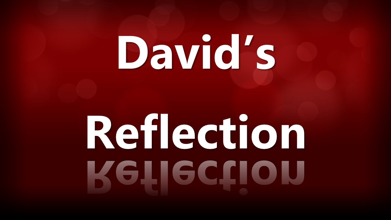 David's Reflection