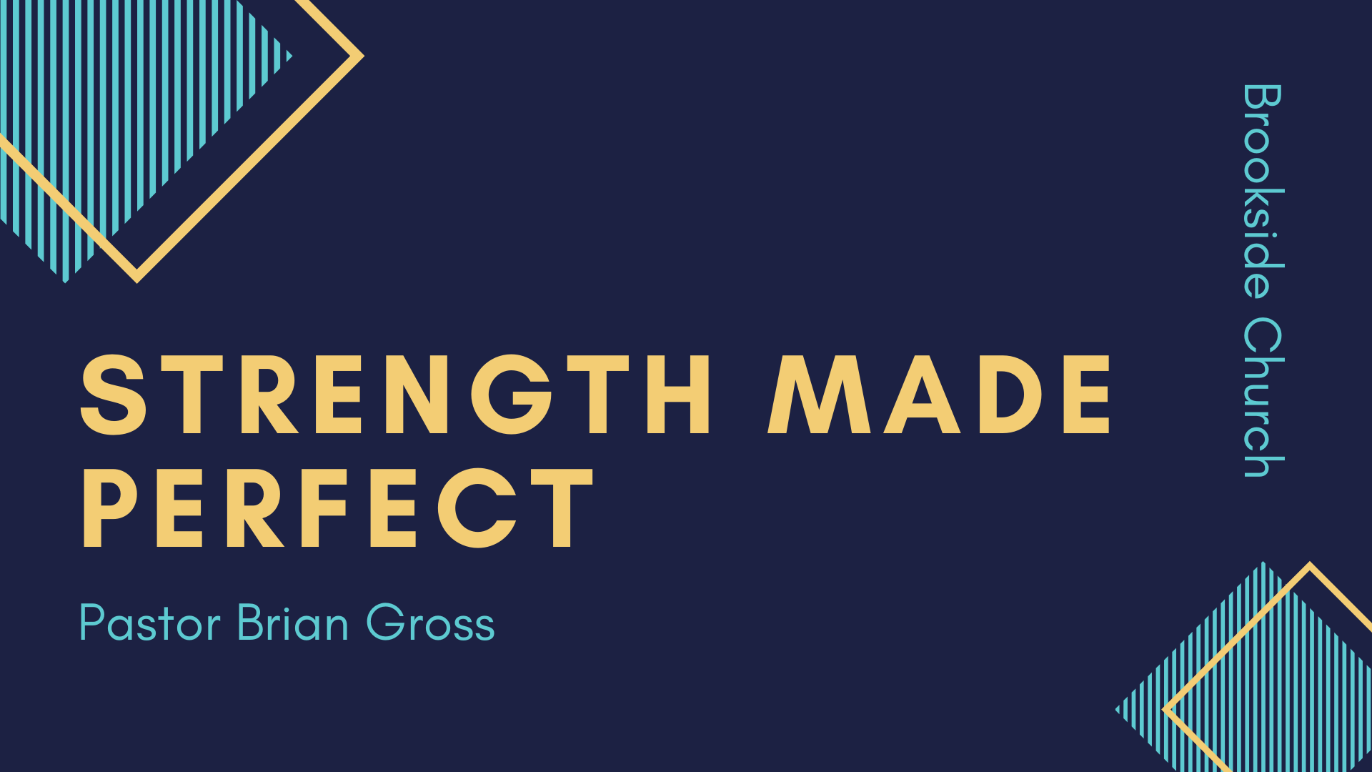Strength Made Perfect